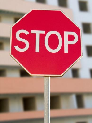 Stop doing лист