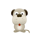 Ярлык собака